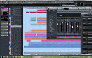 音楽制作開始
