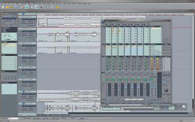 MAGIX Samplitude(マジックス サンプリチュード)マスタリングで使用