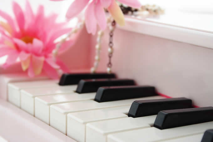 音楽とピアノ